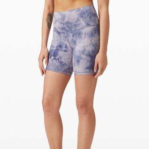 Align HR shorts 💜